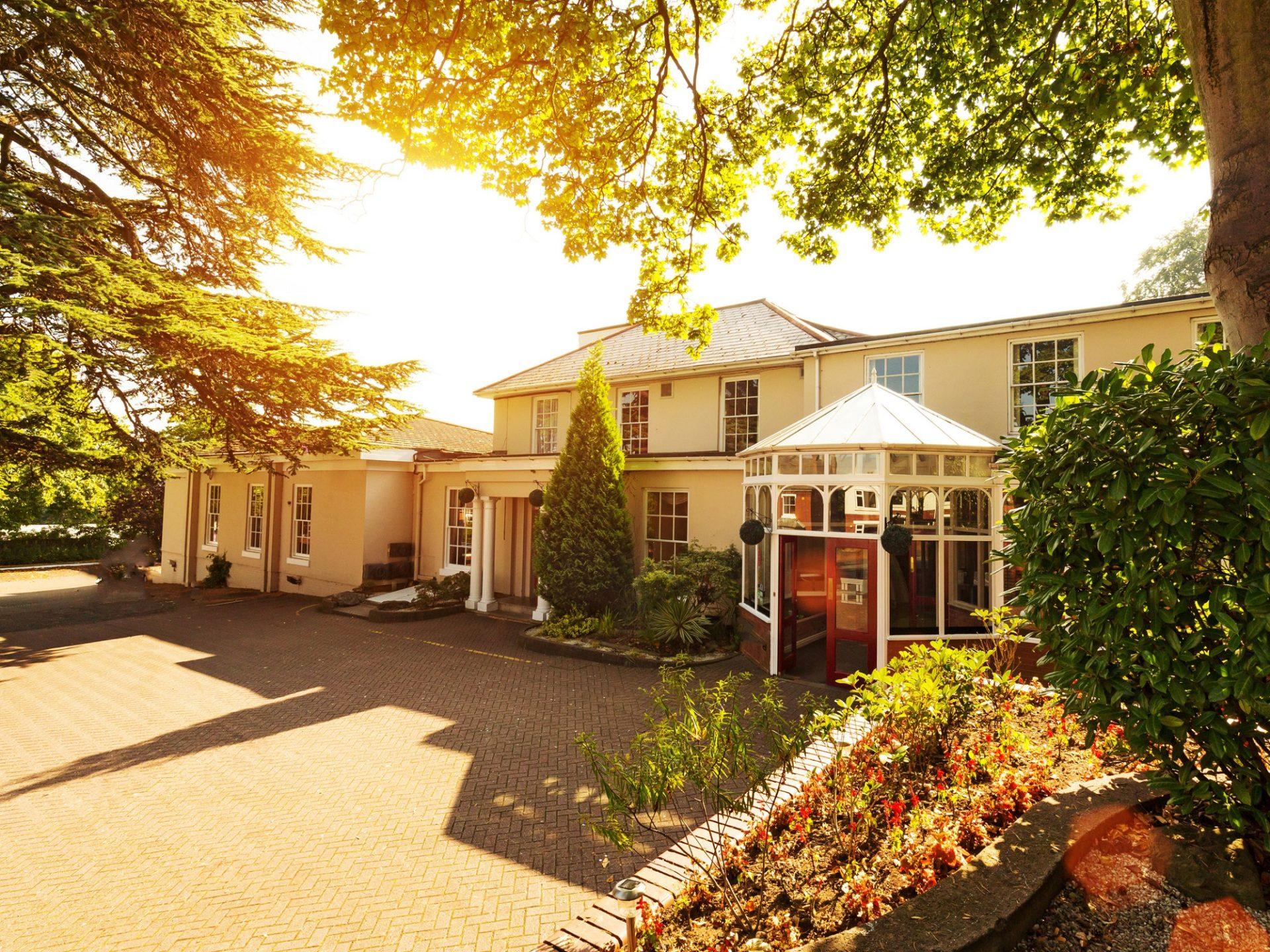 Gainsborough House Hotel High Res