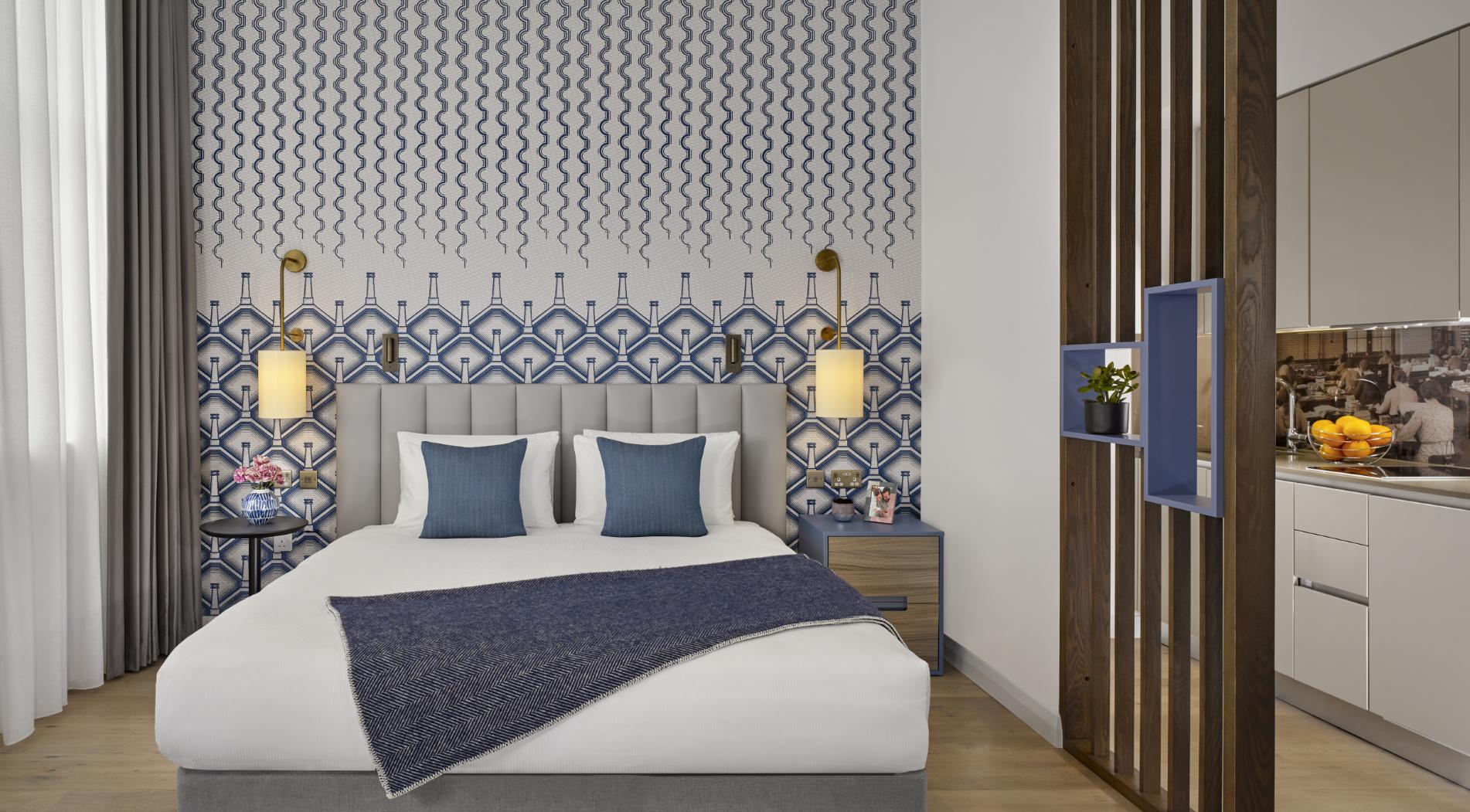 Citadines Islington 1-Bedroom Apartment Deluxe (2)