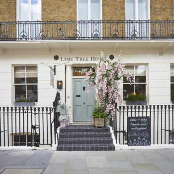 The Lime Tree Hotel, London, hotel