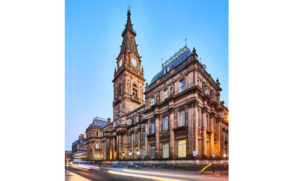 Municipal Buildings, Liverpool