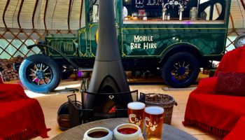 The Yurtshire Arms, Bolton Abbey, Yorkshire, Soup, Ale,Beer, Bar, Drinks