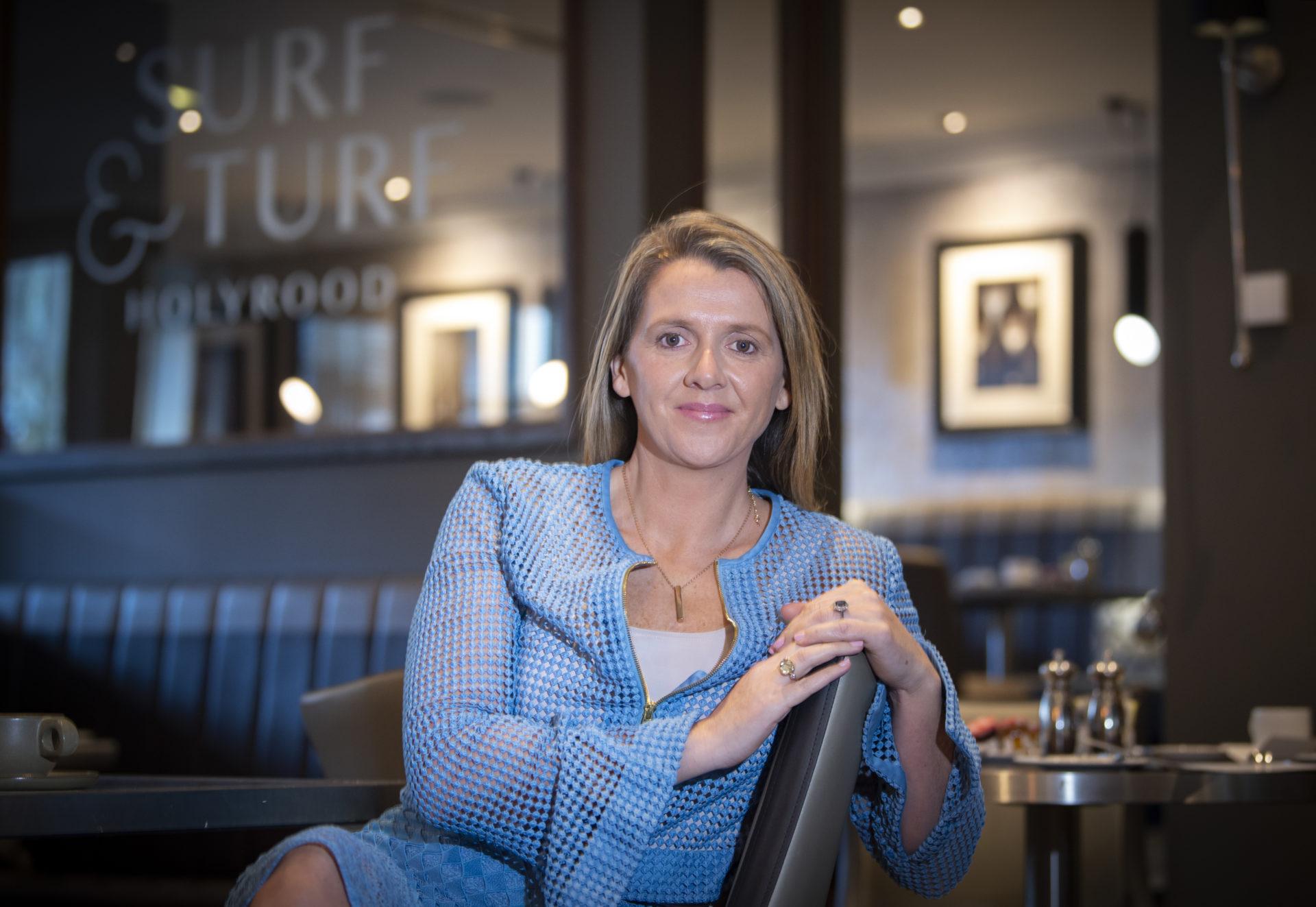 Tara O'Neill, CEO Macdonald Hotels
