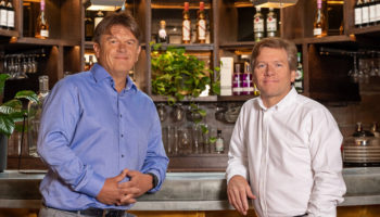 Oakman Group's Exec Chair Peter Borg-Neal & CEO Dermot King Cropped – MED RES