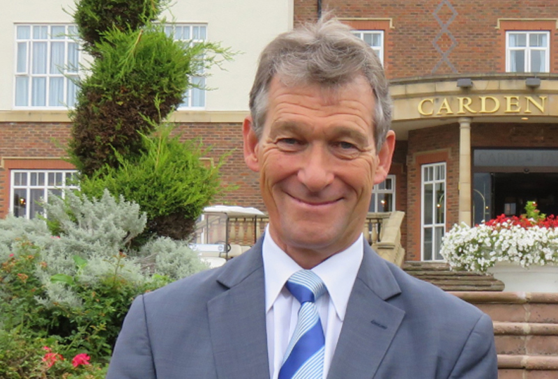 Carden Park bids farewell to its General Manager of over 20 year