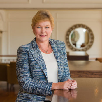 CEO & Chairman Of Hand Picked Hotels, Julia Hands