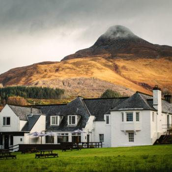 Glencoe Inn, for Crerar Hotel Group. Free to use Pics.