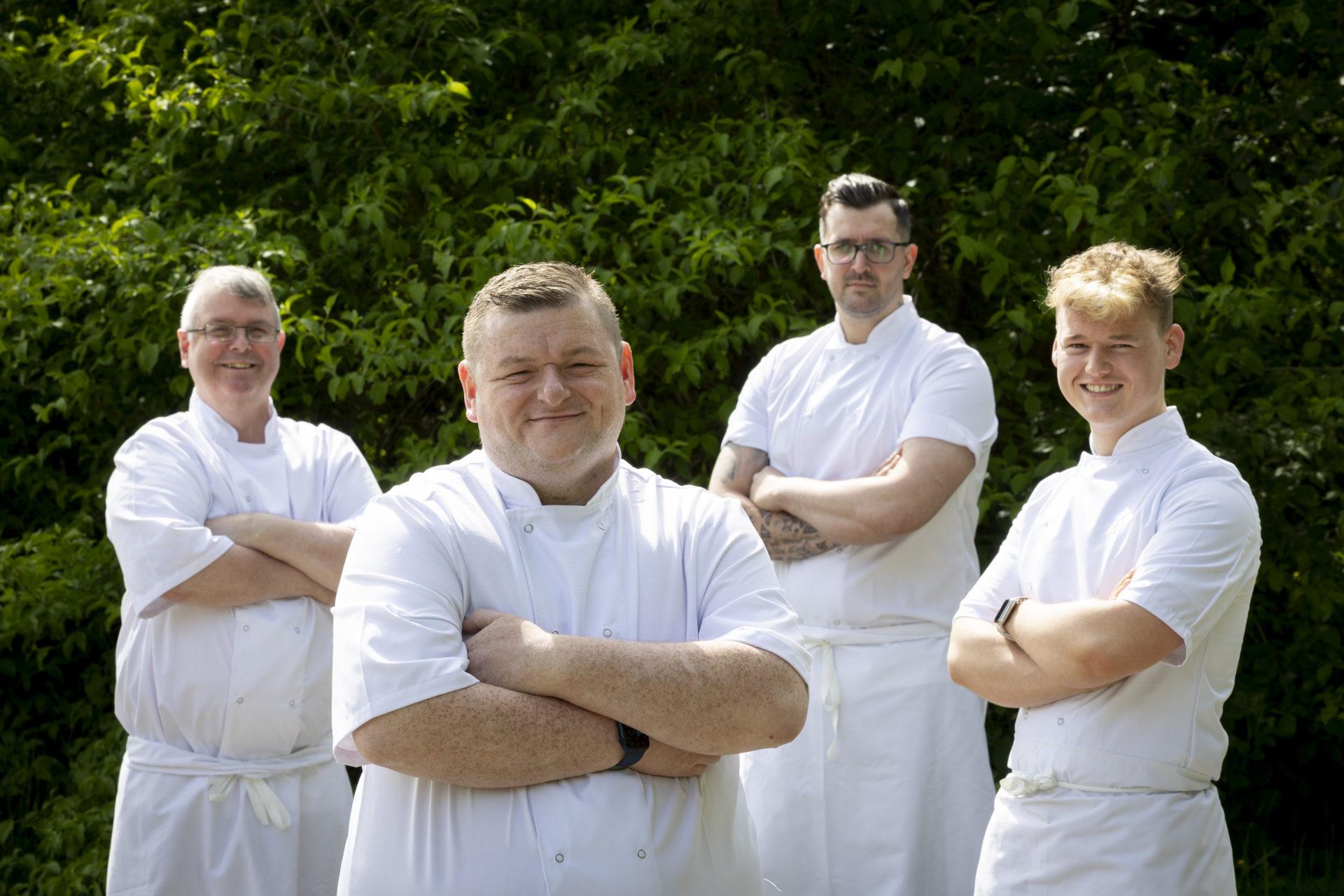 Chef Group Shot