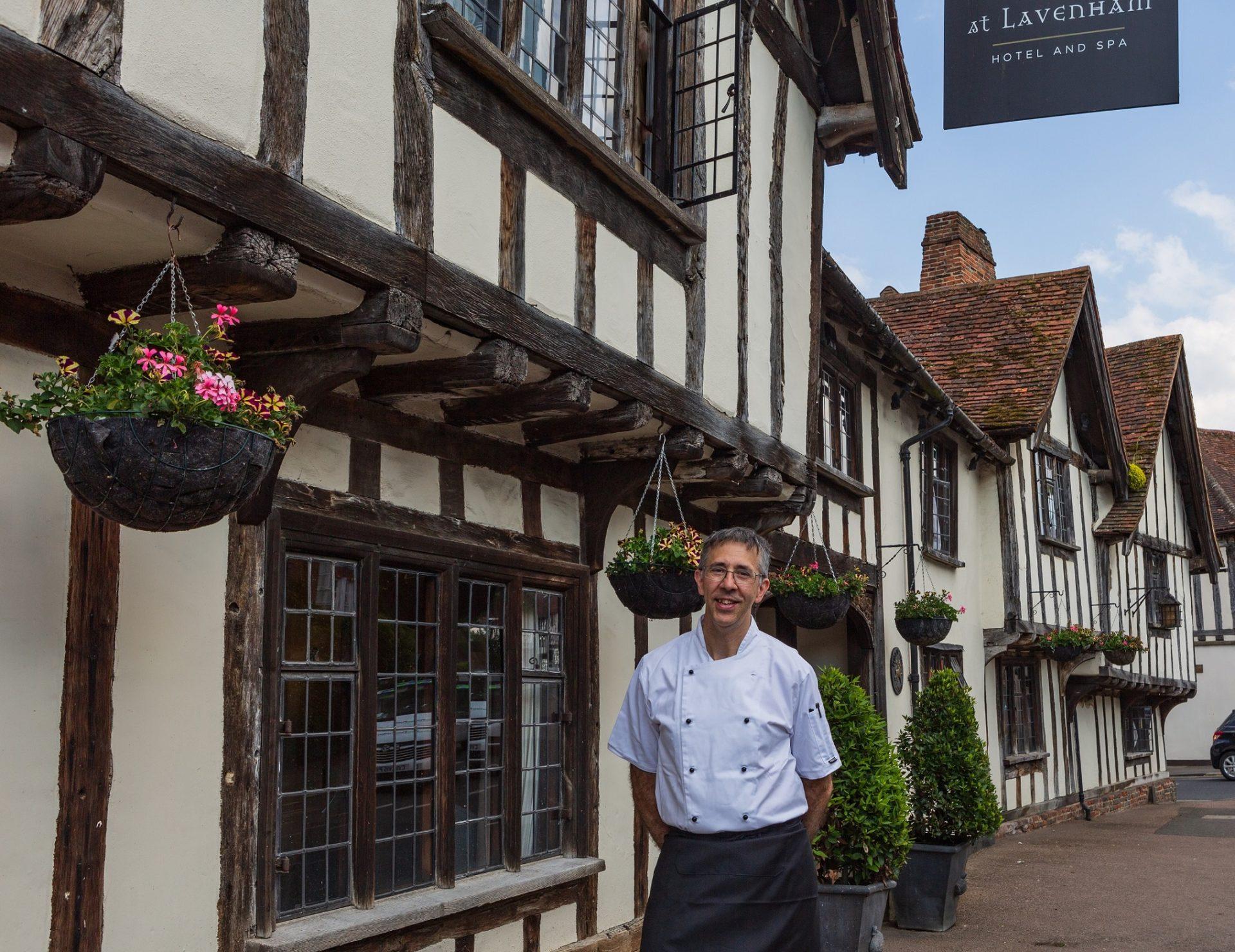 The Swan At Lavenham – New Head Chef Olivier Bertho – med2