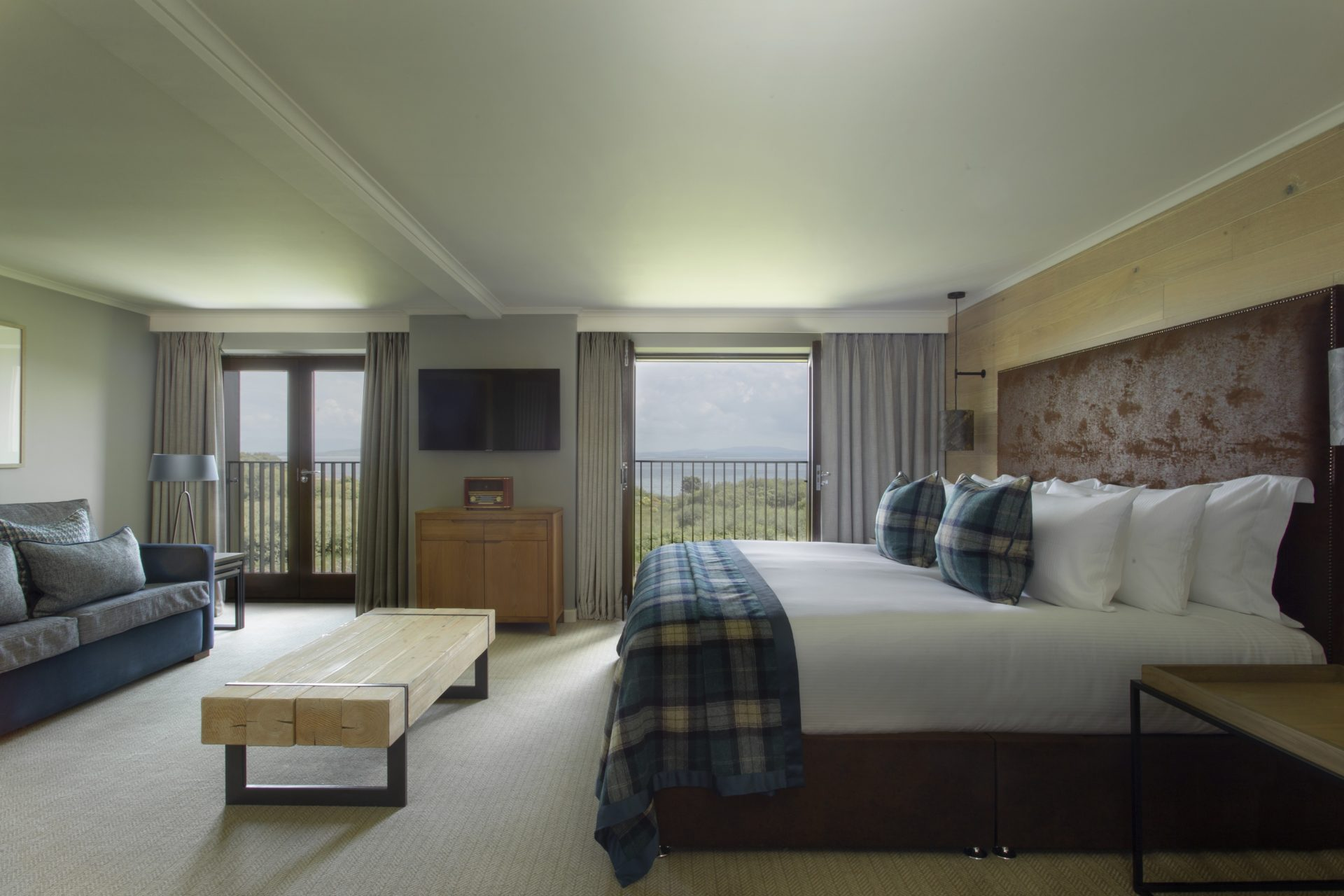 Isle of Mull Hotel & Spa. Sea View Suite – RS