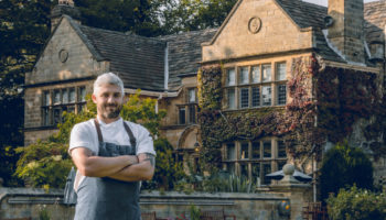 Fischers Baslow Hall Head Chef Nathan Wall