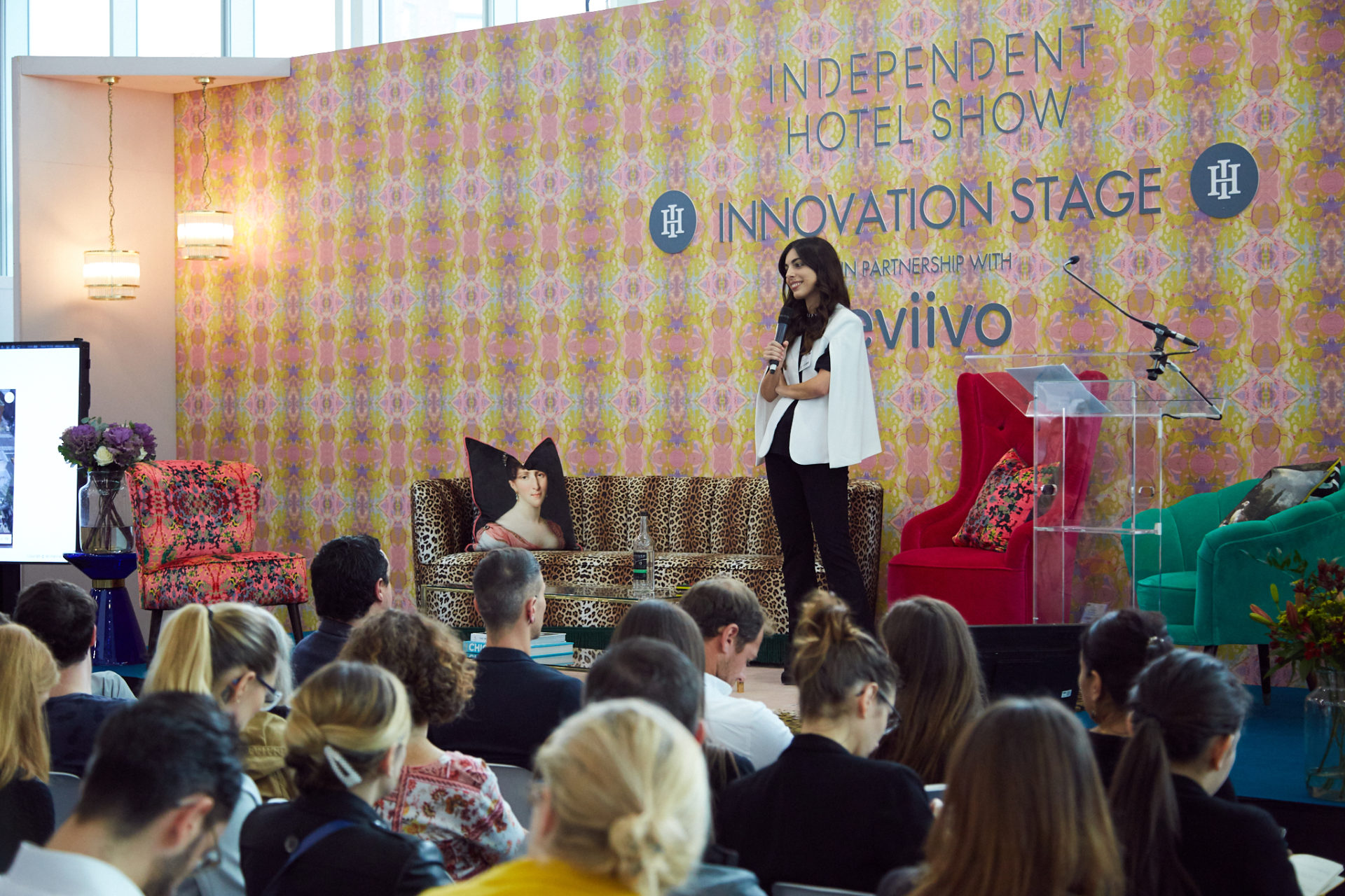 Independent Hotel Show 2019 Innovation Stage