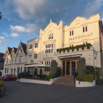 Mandolay Hotel – Exterior