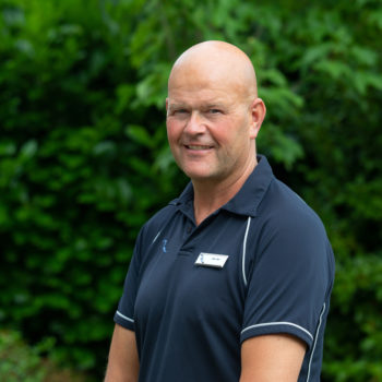 Peter Bell – Wellbeing Manager
