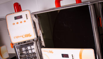 Clifton Food Range – sous vide products