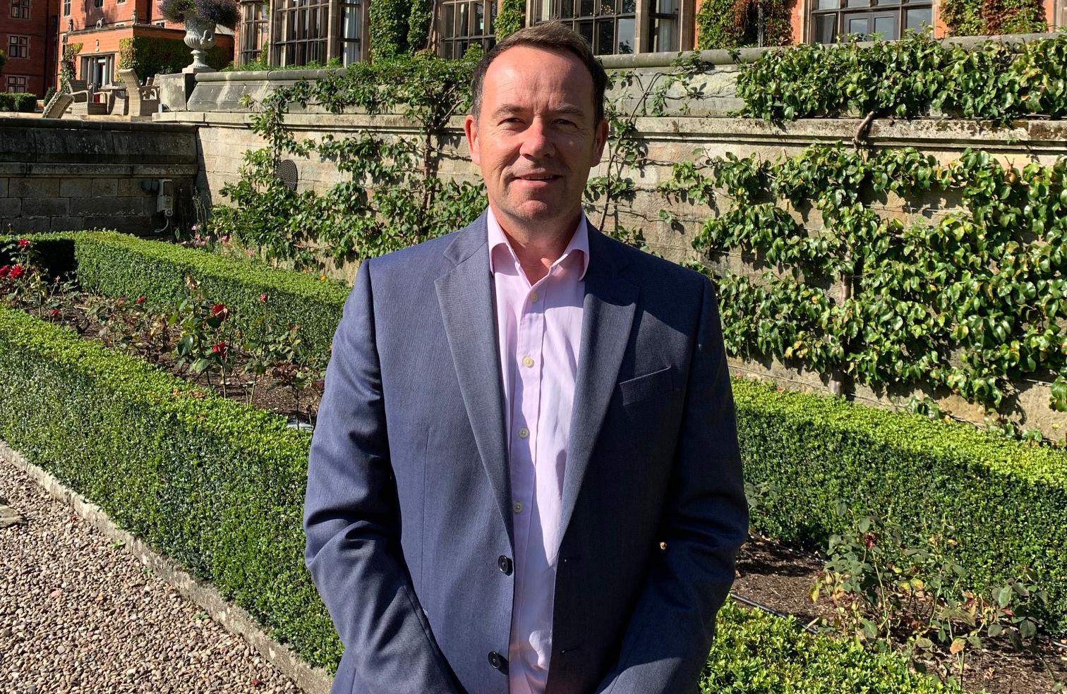 Michael Stott, Managing Director, Hoar Cross Hall 2