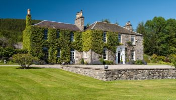 The Old Manse of Blair exterior