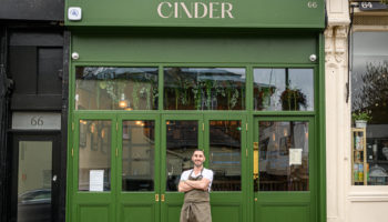 London Food and Drink Photography – Cinder Restaurant Belsize Park Menu London 2021 – Nic Crilly-Hargrave-11 (2)