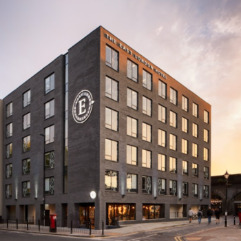 The East London Hotel – exterior